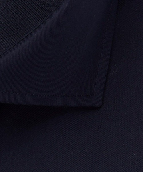 Profuomo Overhemd - Donkerblauw - Slim Fit - Royal Twill (3)